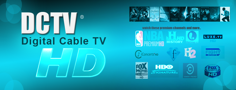 Watch your favorite shows and movies in Digital HD.